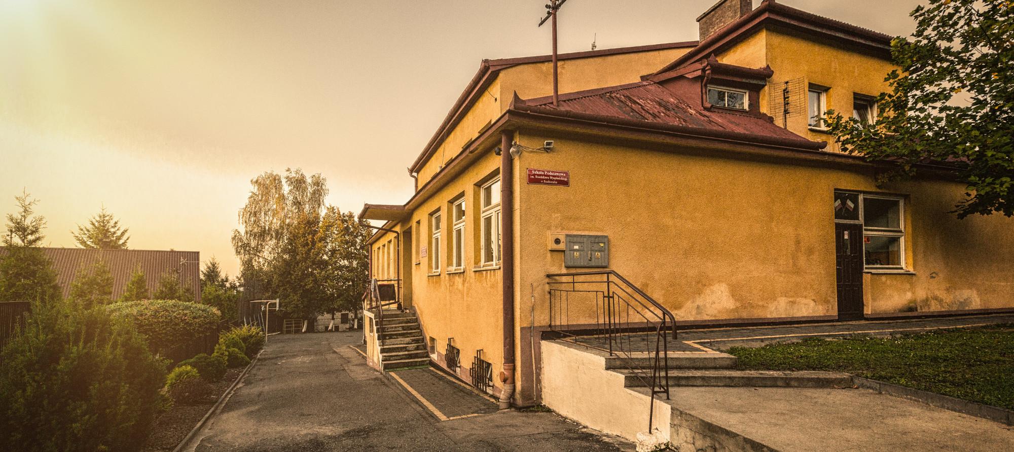 Szkoła Podstawowa w Suchorabie