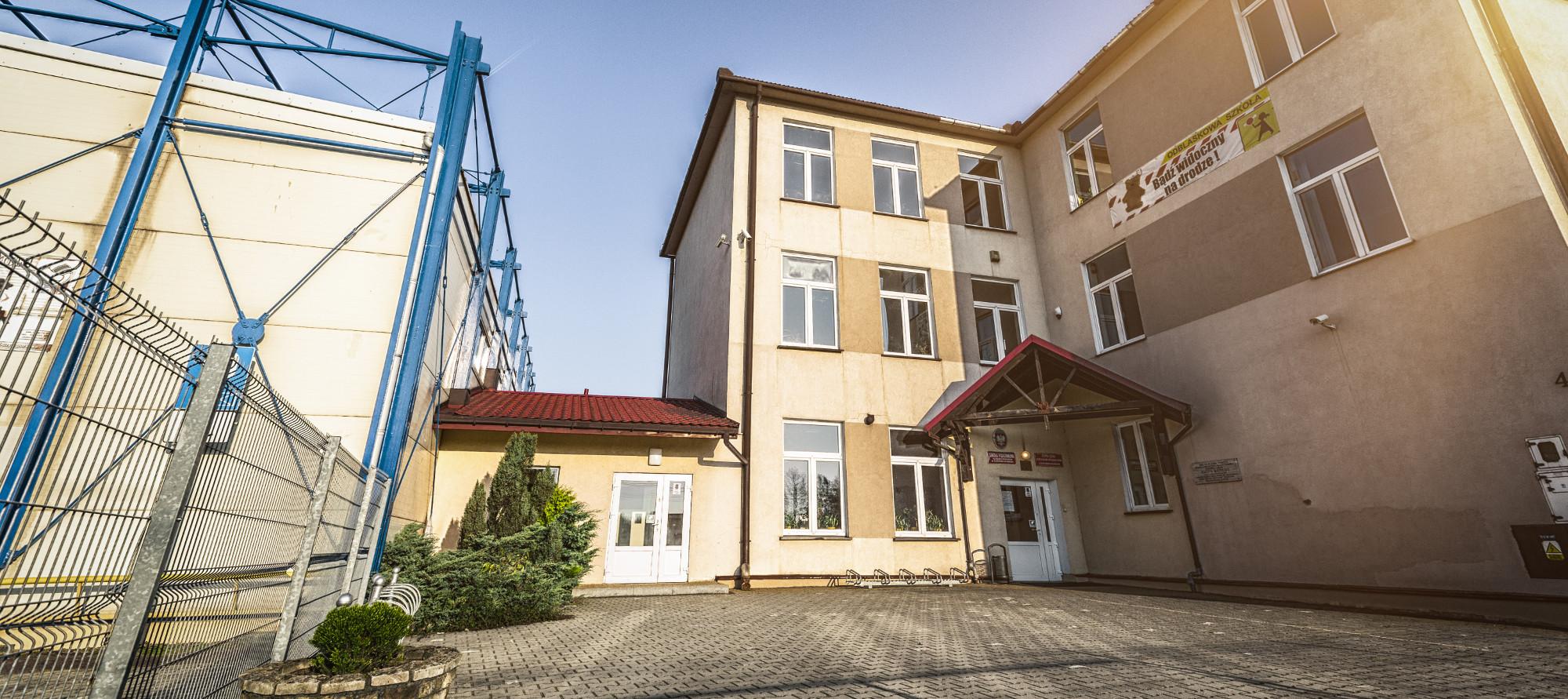 Szkoła Podstawowa w Zabierzowie Bocheńskim
