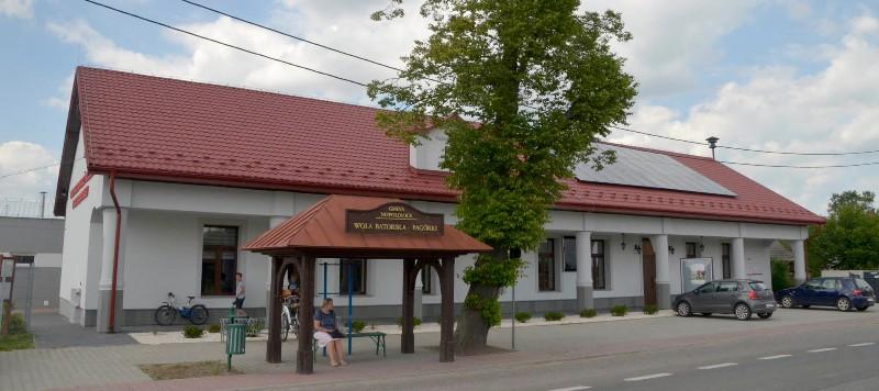 Dom Kultury w Woli Batorskiej