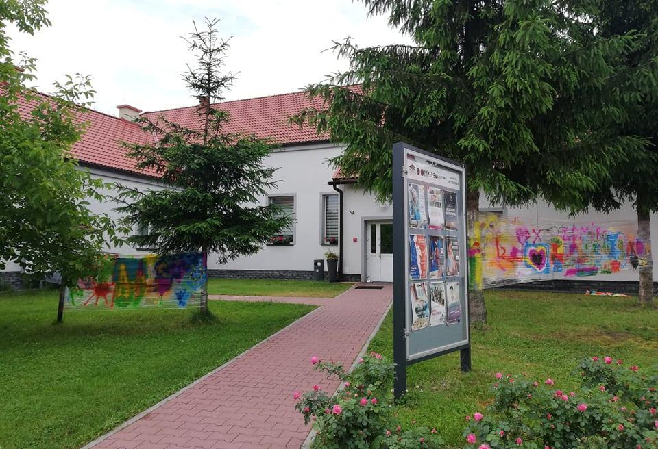 Dom Pełen Kultury w Staniątkach