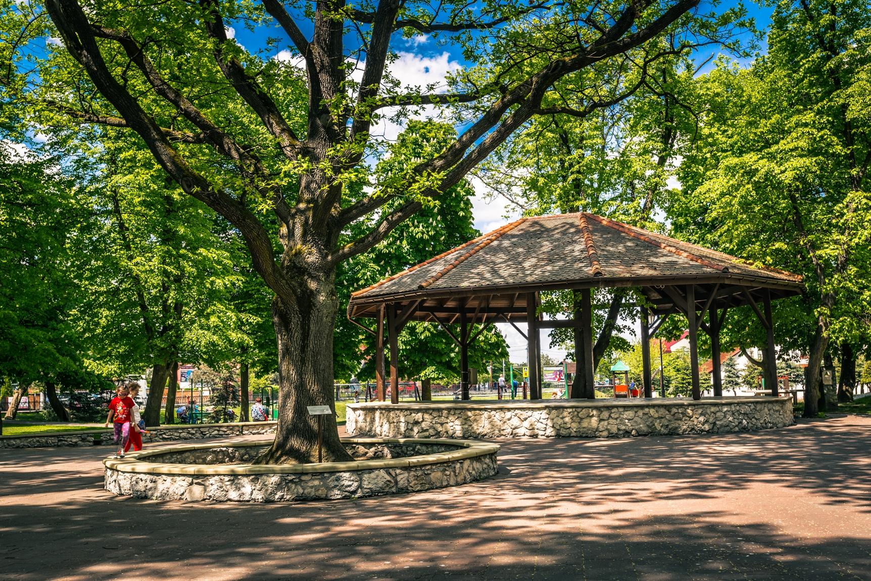 Park Miejski w Niepołomicach