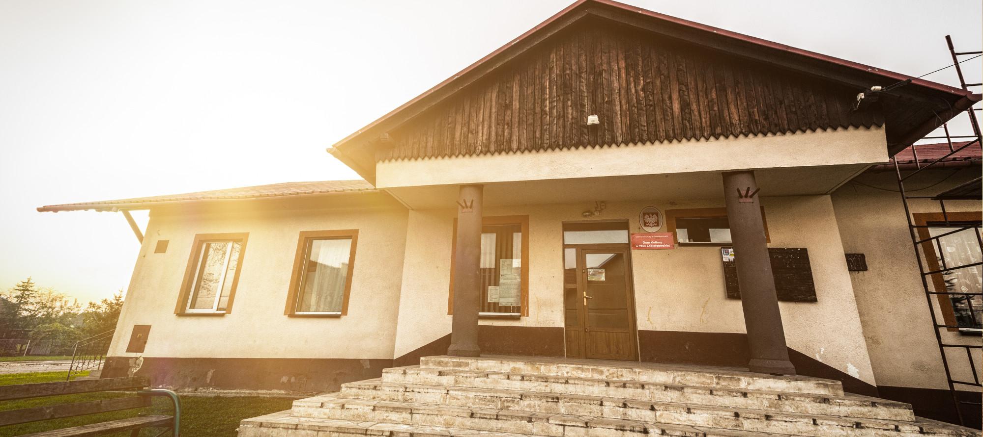 Dom Kultury w Woli Zabierzowskiej