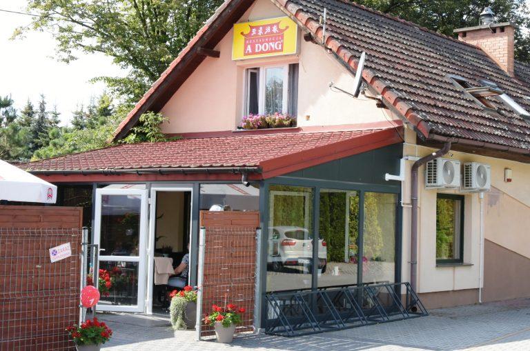 Restauracja A Dong Przewodnik Niepołomice